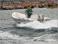 rent a exclusive speed boat - JOKER BOAT Clubman 19 with Honda 90 HP