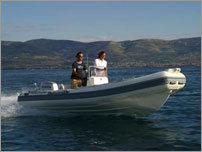 rent a exclusive speed boat - JOKER BOAT Clubman 21 WITH Honda 150VTEC HP