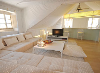 Luxury residence apartments in Korcula