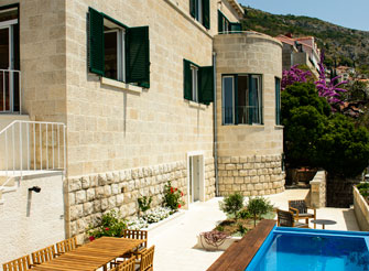New design villa near Dubrovnik old city with swimming pool