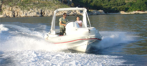 Maestral 599 EXCLUSIVE - Rent a RIB in Dubrovnik region