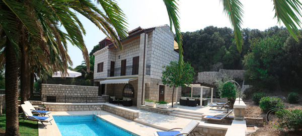Exclusive and Luxury Villa in Dubrovnik