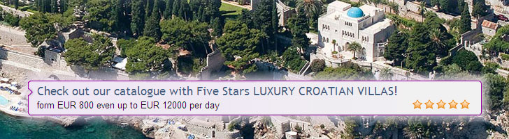 Exclusive & LUXURY Croatia VILLAS