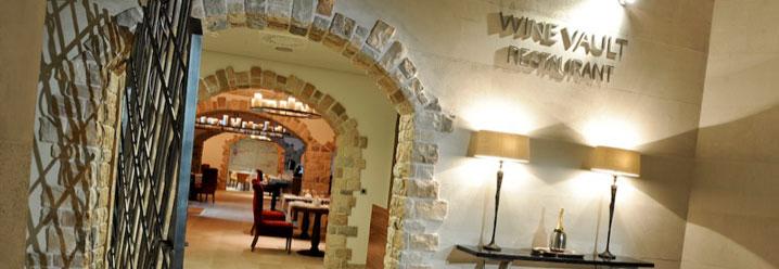 Restaurant Wine Vault, Rovinj, Istria, Croatia