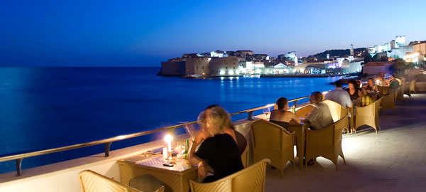 Luxury & exclusive hotel Excelsior in Dubrovnik Croatia