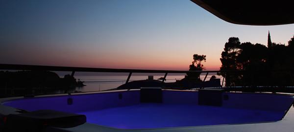 Design Hotel Lone in Rovinj Istria