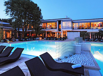 Exclusive and luxury hotels croatia croatia five stars for Exclusive luxury hotels