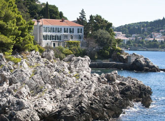 High End Luxury Villa in Dubrovnik in Lapad Bay