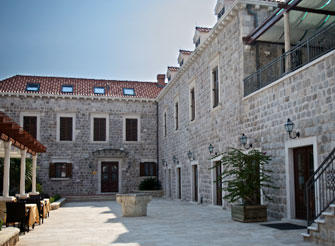 Luxury Historical Boutique Hotel in Dubrovnik