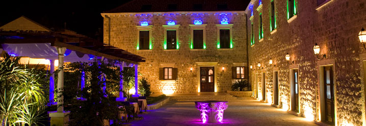 Small Boutique Luxury Croatia Hotels