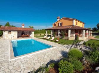QUALITY VILLAS Croatia<br>from EUR 250/n in high season