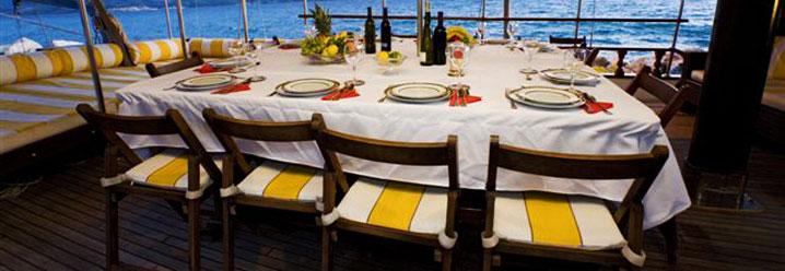Luxury gulet - yacht charter