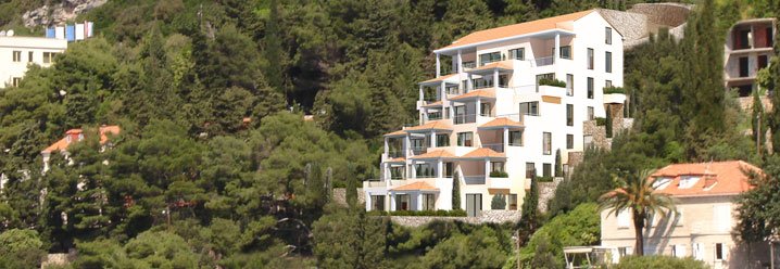 Luxury apartments for sale in Dubrovnik