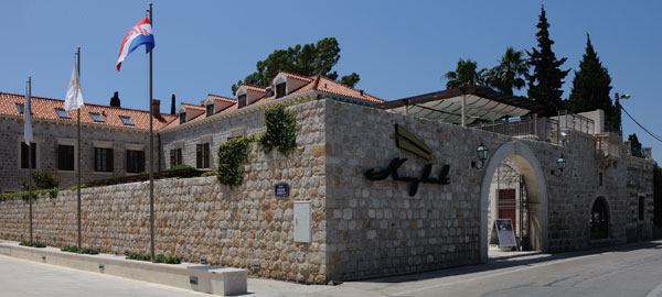 Small Luxury Historical Boutique Villa Hotel in Dubrovnik