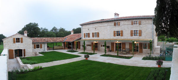 Luxury Country House Villa in Istria