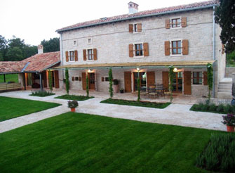 Luxury Istrian Villa - Country House with exquisite additonal offers