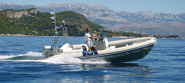 Rent a RIB in Split