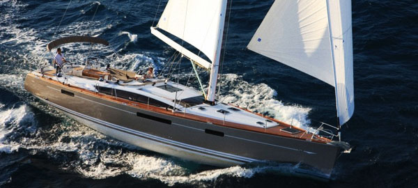 Jeanneau 57 - Luxury Sailing Yacht in Croatia