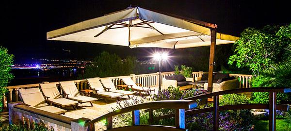 Luxury villa on Islnd Ciovo near Trogir