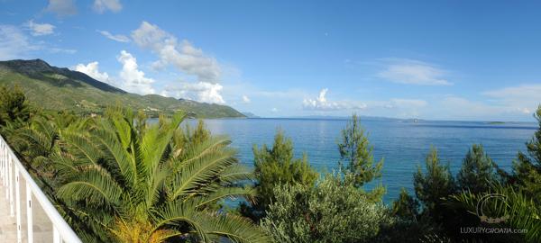 Modern Luxury Beachfront Villa in Orebic on Peljesac peninsula