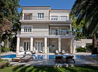 Luxury Villa in Split in Dalmatia