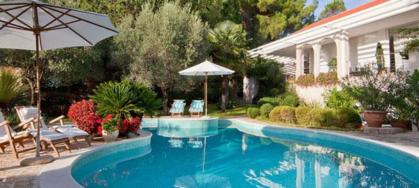 Luxury Villa on Isalnd of Krk in Croatia