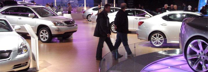 Luxury Car Dealers