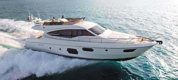 Luxury Yacht Charter Dubrovnik Croatia - Ferretti 620
