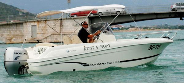 Speedboat or powerboat Rental in Split Region