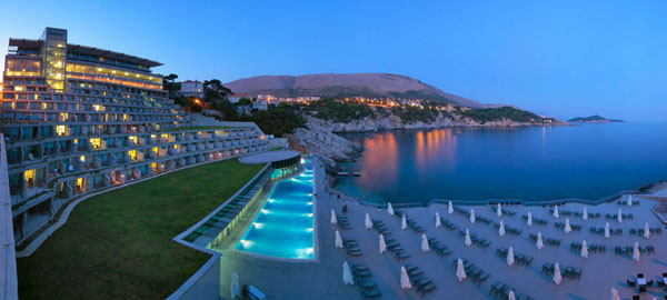 Rixos Libertas Dubrovnik - a luxury hotel in center of Dubrovnik