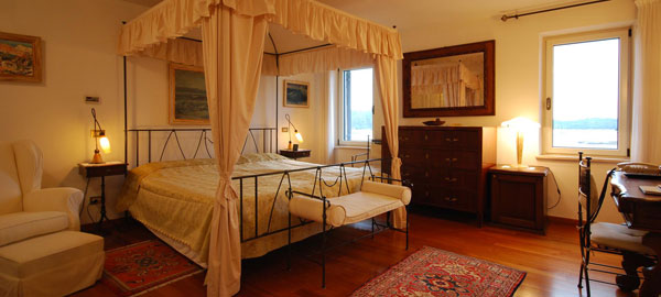 Small Boutique Hotel Villa Tuttorotto in Rovinj in Istria