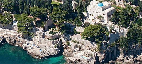 Extraordinary High-end Deluxe Waterfront Villa in Dubrovnik