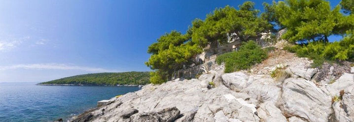 Seafront Luxury Villa on Island Brac