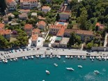 Aerial photo of Small Luxury Boutique Hotel in Dubrovnik