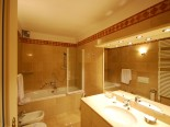 Bathroom in Small Boutique Hotel Villa Tuttorotto in Rovinj in Istria