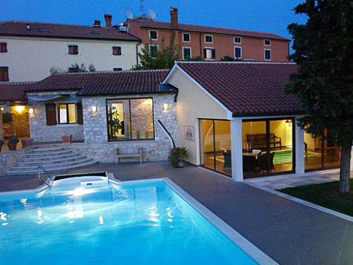 Luxury exclusive croatia spas wellness for Small luxury spa hotels