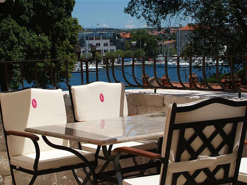 Hotel bastion zadar luxury exclusive small boutique for Boutique hotel croatie