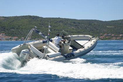 RIB Bareboat Rental in Split Region