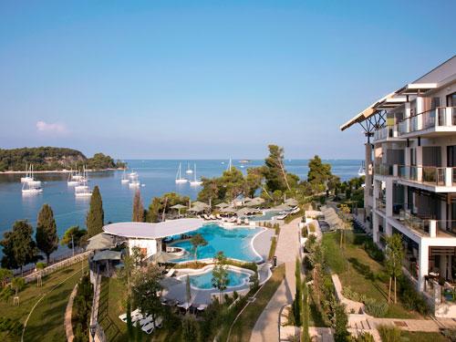 Hotel monte mulini rovinj istria croatia exclusive for Designhotel kroatien