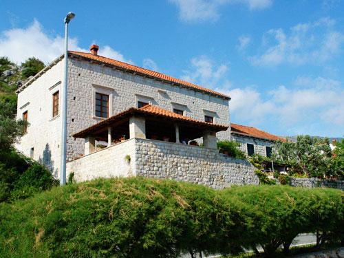 16th century luxury villa on dubrovnik river shore - dubrovnik villas