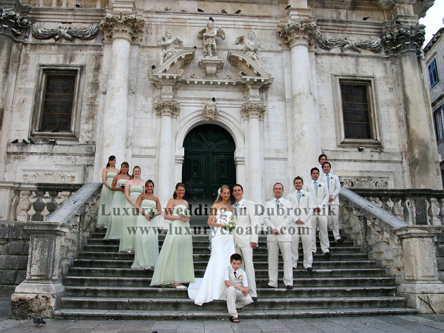 Dubrovnik Luxury Wedding Say Quot Yes Quot To Exclusive Amp Luxury