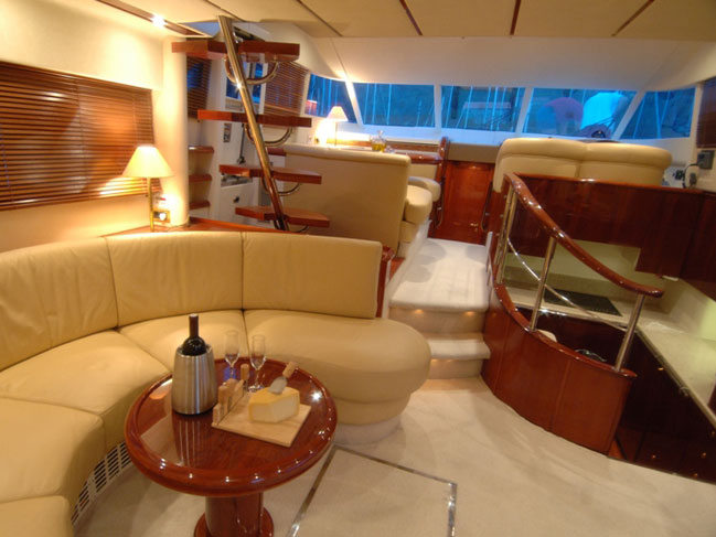 Fairline Squadron 55 - Yacht Charter Dubrovnik Croatia