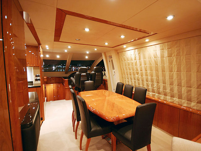 We offer for rent magnificent Yacht Sunseeker 75, which meets the highest ...