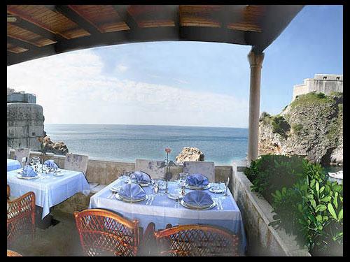 luxury amp exclusive croatia restaurants atlas club