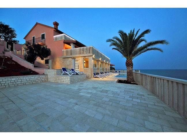 seafront luxury villa on kor u010dula island with pool - kor u010dula villas
