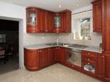 Luxury Dubrovnik villa kitchen