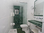 Bathroom in exclusive five star villa in Dubrovnik for rent