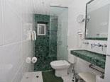 Bathroom in exclusive five star villa in Dubrovnik for rent