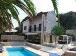 Luxury villa in Dubrovnik with pool