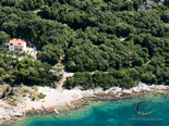 This luxury villa with pool is located  in intact nature but just few km from Dubrovnik Old Town core